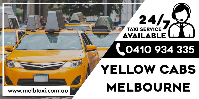 Yellow Cabs Melbourne