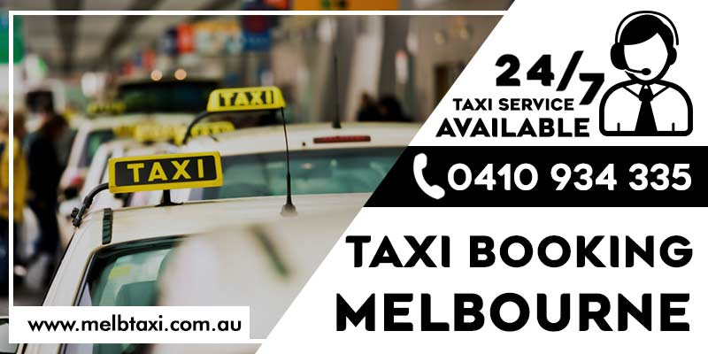Taxi Booking Melbourne