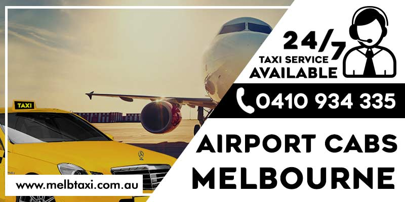 Airport cabs Melbourne