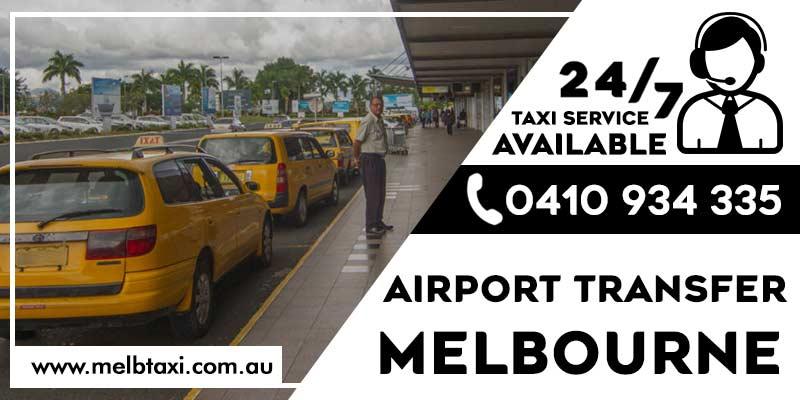 Airport Transfer Melbourne