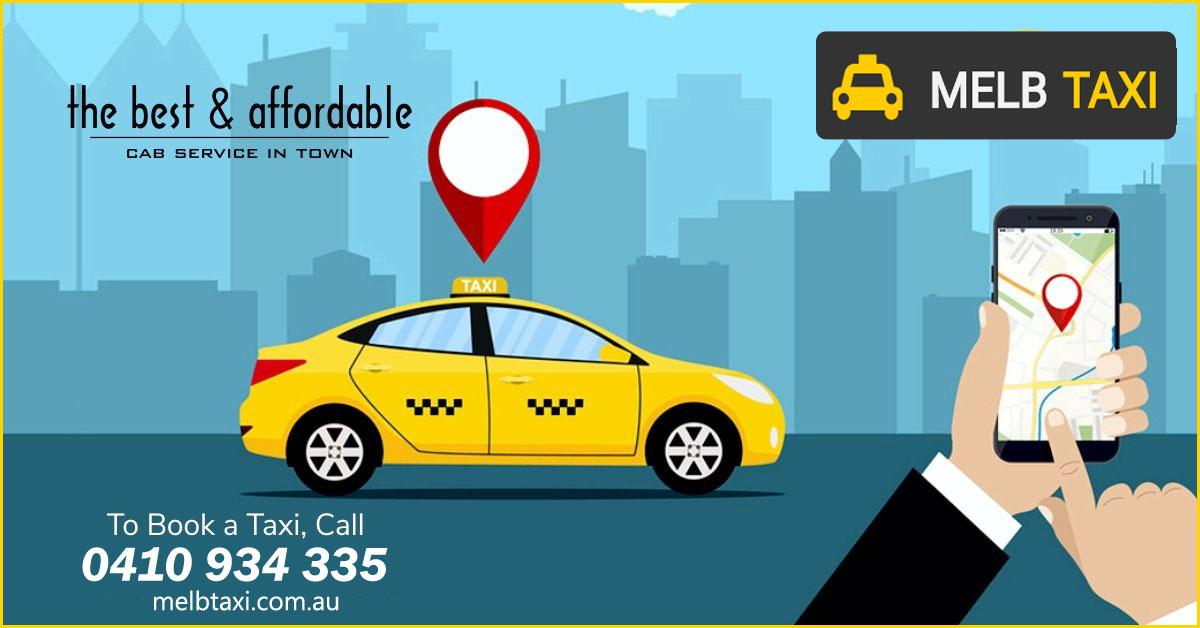 melb taxi